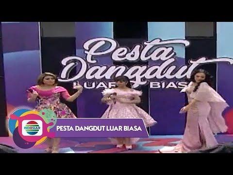 Pesta Dangdut Luar Biasa: Tasya Rosmala, Wiwik Sagita, dan Lilis BP - Tiada Guna