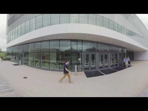 NC State University 360º Hunt Library Tour