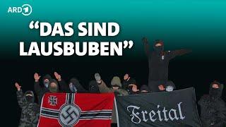Wie man in Freital Terroristen verharmlost | Panorama | NDR