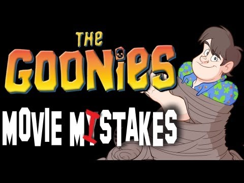 The Goonies Movie Mistakes