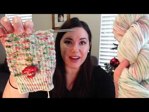 Christmas Knitting Patterns For Babies.Baby Knitting Patterns Episode 22 Christmas Knitting Diy