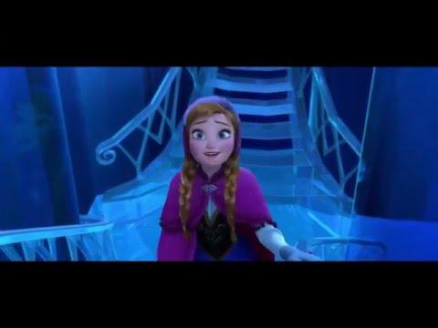 Untuk Pertama Kalinya Reprise dengan lirik - Frozen HD
