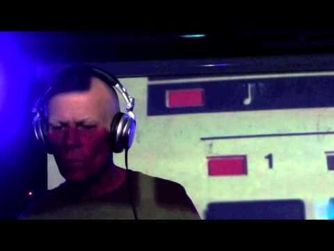 Vince Clarke DJ-set Stockholm
