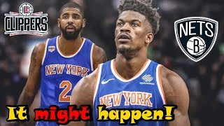 Why Jimmy Butler And Kyrie Irving CAN Team Up!
