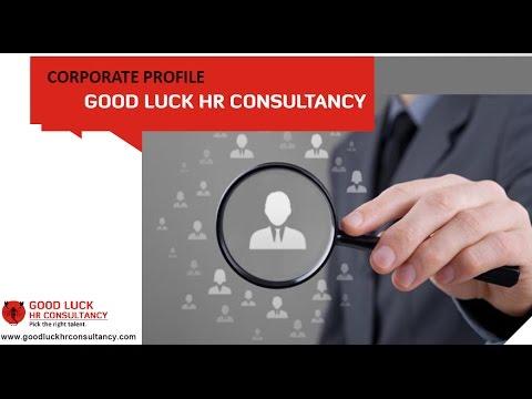 Good Luck HR Consultancy - Corporate Presentation