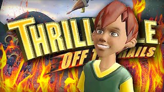 THE PERFECT PARK | Thrillville: Off the Rails Let
