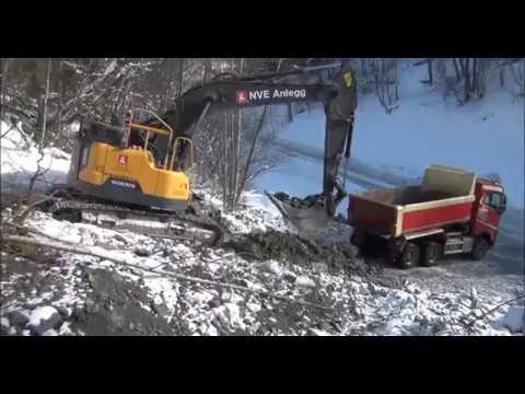 SIKRING MOT KVIKKLEIRESKRED, Skjelstadmark i Stjørdal