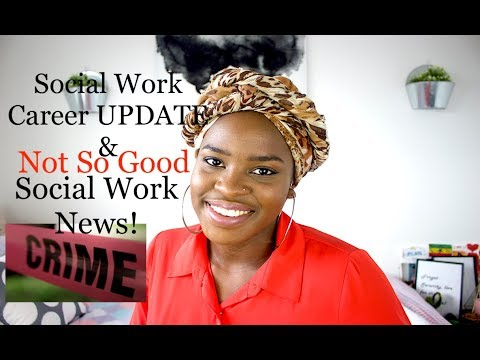 Social Work Career Update &  Social Worker Overlooks 5year Boy Abuse?! Chat About Social Work News
