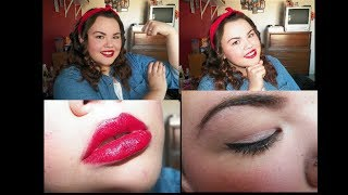 Pin-up girl tutorial!! Thumbnail