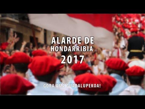 8 de septiembre de 2017 - GORA AMA GUADALUPEKOA - Alarde de Hondarribia | Txingudi Online
