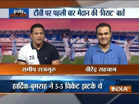 Exclusive   Virat Kohli will be one of the best captains for India: Virender Sehwag to IndiaTV thumbnail