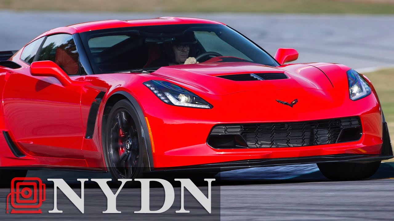 Review of the 2015 Chevrolet Corvette Z06 - YouTube