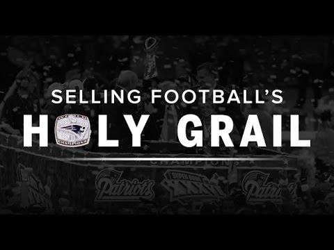 'Pawn Stars' Find Football's Holy Grail: Pats' 2001 SB Ring (B/R Studios)