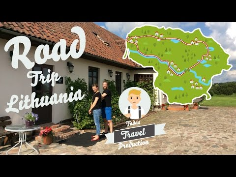Road Trip Lithuania