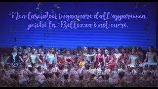 """Lo spettacolo """"Beauty and the Beast"""" della Scuola di danza Danzarte"""