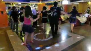 La Cucamarcha Line Dance