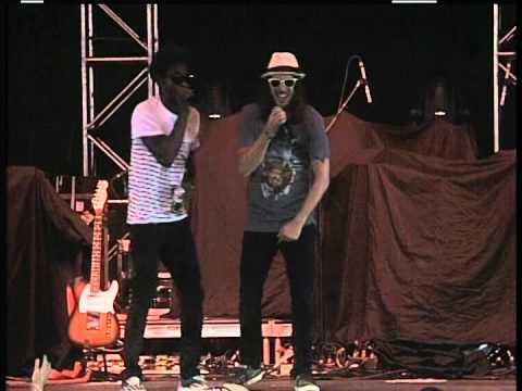 SHWAYZE & CISCO Roamin' 2011 LiVe