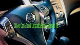 24 hour Car & Truck Locksmith Service Franklin Tn