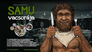 A kőbaltás ember 2. - Samu vacsorája