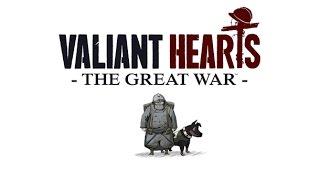Проходим Valiant Hearts: The Great War. Эпизод 7. Подземная война и побег Карла.