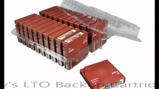 Sony LTX800G LTO-4 Backup Tape 800GB/1600GB Cartridge Proved To Be The Best Backup