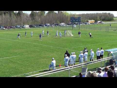 Dominic Donato Lacrosse Highlights 2016