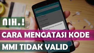 Download lagu CARA MENGATASI KODE MMI TIDAK VALID 2020