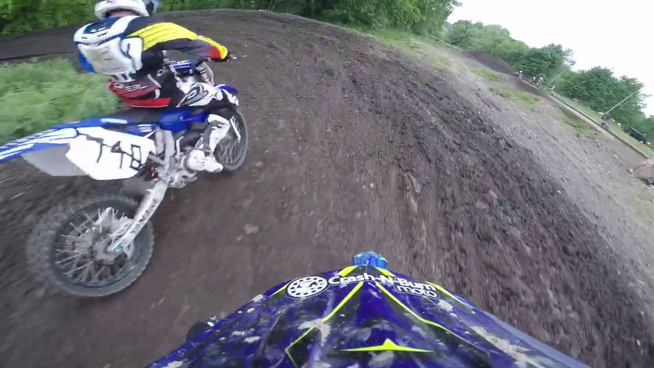 Malvern Mx 2016 Battle For Ohio Rd 1 125cc Moto