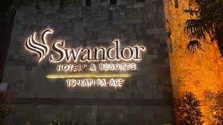 Обзор отеля Swandor Hotels Resort Topkapi Palace 5 2021 Турция Анталия