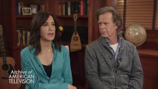 Felicity Huffman and William H. Macy on watching each other's love scenes