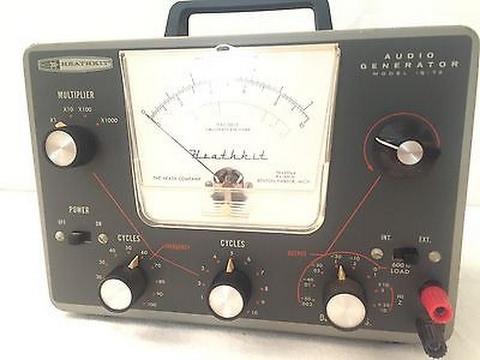HeathKit Audio Generator Autopsy