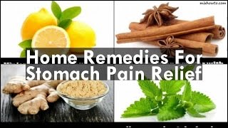 Home Reme Stomach Pain Relief