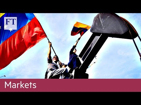 US sanctions on Venezuela's oil | Markets