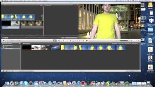 Урок iMovie 5/5 - Зелёная и голубая студия