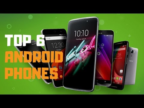 Best Android Phones In 2019 - Top 6 Android Phones Review