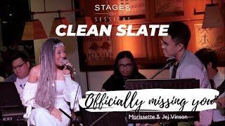 """Download lagu Morissette & Jej Vinson - """"Officially Missing You"""" Live at CBTL"""