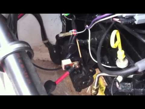 hqdefault mercruiser electrical troubleshooting youtube Ignition Switch Harness at bayanpartner.co