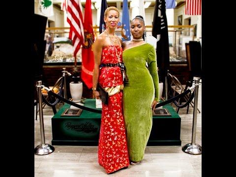 Designer: Alvertis Alve' Alexander Collection At Baltimore Fashion Week
