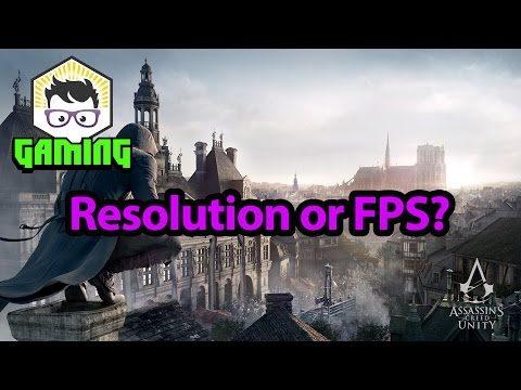 Is Resolution or FPS More Important? - GUG Editorial