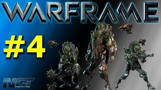 WARFRAME Walkthrough Ep.4 - ONCE AWAKE & Mastery Rank Challenge! ▐ Warframe (PC)