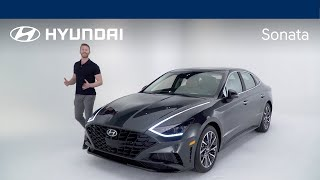 Walkaround (One Take) | 2020 Sonata | Hyundai