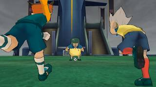 Inazuma Eleven Go Strikers 2013 Raimon X Vs Neo Japan Wii Epic (hacks for Dolphin)