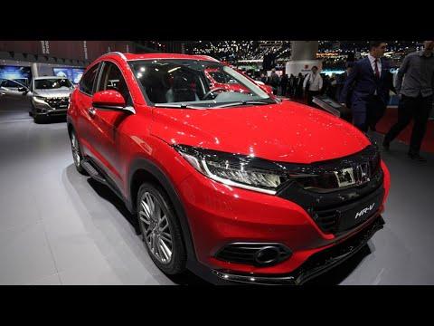 Honda HRV - Creta competition SUV Walkaround | Hindi | MotorOctane