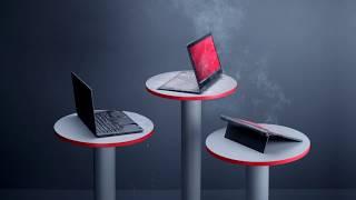 Zátěžové testy ThinkPad...