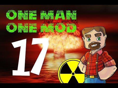 1.12 Modded Minecraft OMOM Season 2: Learning IC2: Episode 17: Mining Laser!  Woot!