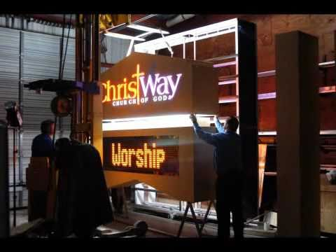 Reliable Sign Services - Fabrication
