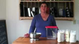 How to Make a Gluten-Free Flour Mix