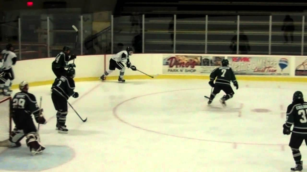 Nichols College Men S Ice Hockey Vs Plymouth State 11 4