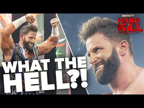 Matt Cardona's SHOCKING DEBUT in IMPACT Wrestling! | Hard To Kill 2021 Highlights