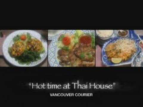 Vancouver's Premier Thai Restaurants : Thai House Group